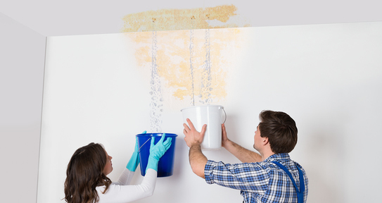 Warning Signs of Water Leakage – Water Leakage Repair