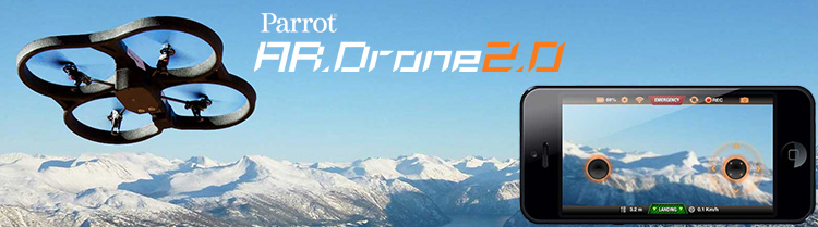 Flying Drones (quad copter) for arial photography
